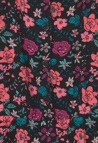 Lemon Beret - TEEN GIRLS  - Day dress - neon coral - 2