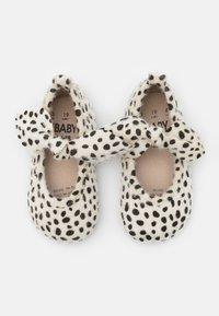 Cotton On - MINI BOW BALLET FLAT - Riemchenballerina - grey/black - 3