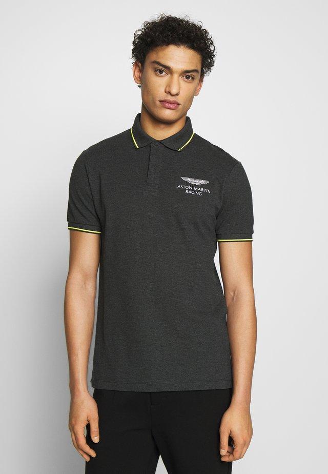 Koszulka polo - charcoal