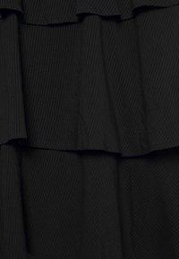 Moss Copenhagen - VERONA DRESS - Denní šaty - black - 5