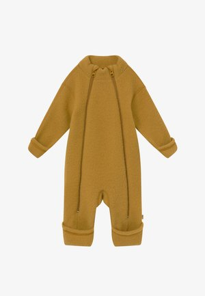 UNISEX - Jumpsuit - mustard yellow