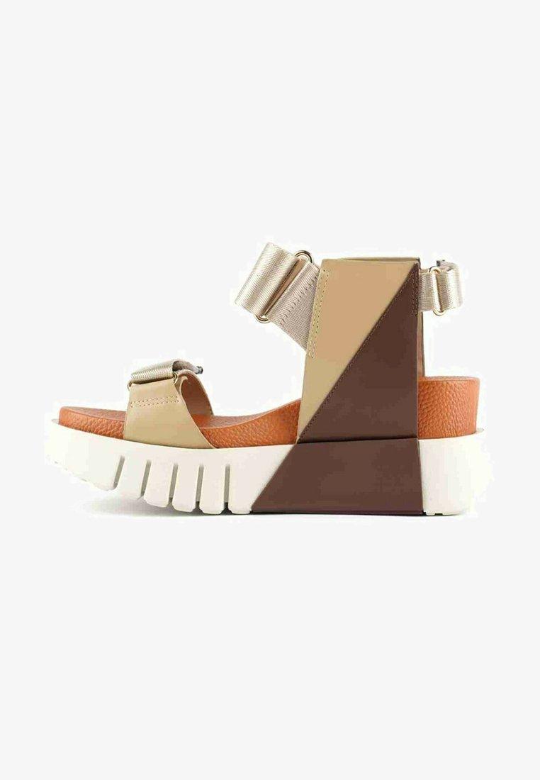 United Nude - Wedge sandals - orange