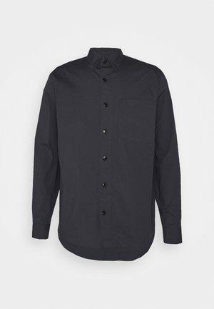 CHEF OVERSHIRT - Formal shirt - dark charcoal