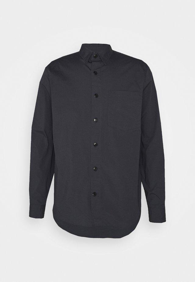 CHEF OVERSHIRT - Camicia elegante - dark charcoal