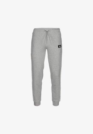 FUTURE ICON 3-STRIPES  DAMEN - Pantalones deportivos - medium grey heather