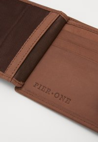 Pier One - LEATHER - Wallet - brown - 2
