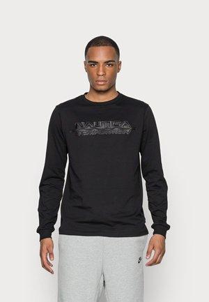 QUINT - Långärmad tröja - black