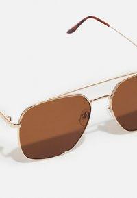 ALDO - ADOLPHO - Sunglasses - gold-coloured/brown - 2
