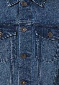 Redefined Rebel - FUNDA JACKET - Denim jacket - mid blue - 2