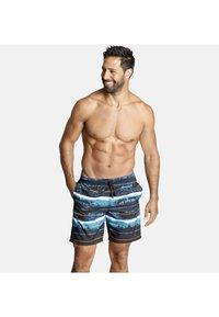 Jan Vanderstorm - Swimming shorts - multi-coloured - 0