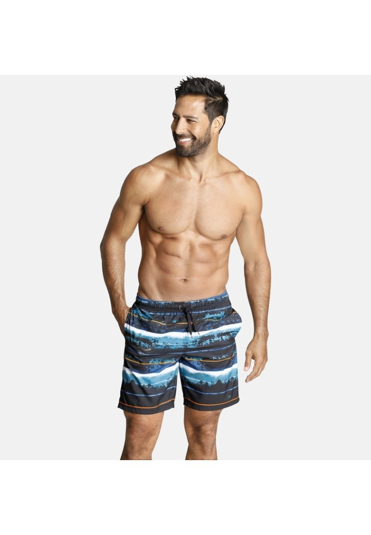 Jan Vanderstorm - Swimming shorts - multi-coloured