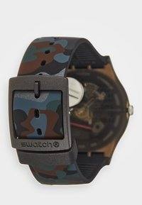 Swatch - CAMOUCLOUDS - Watch - brown - 1