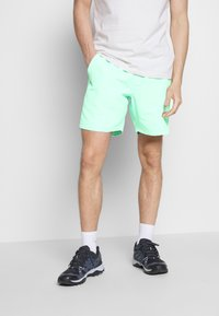 The North Face - MEN'S CLASS PULL ON TRUNK - Outdoorové kraťasy - coastal green - 0