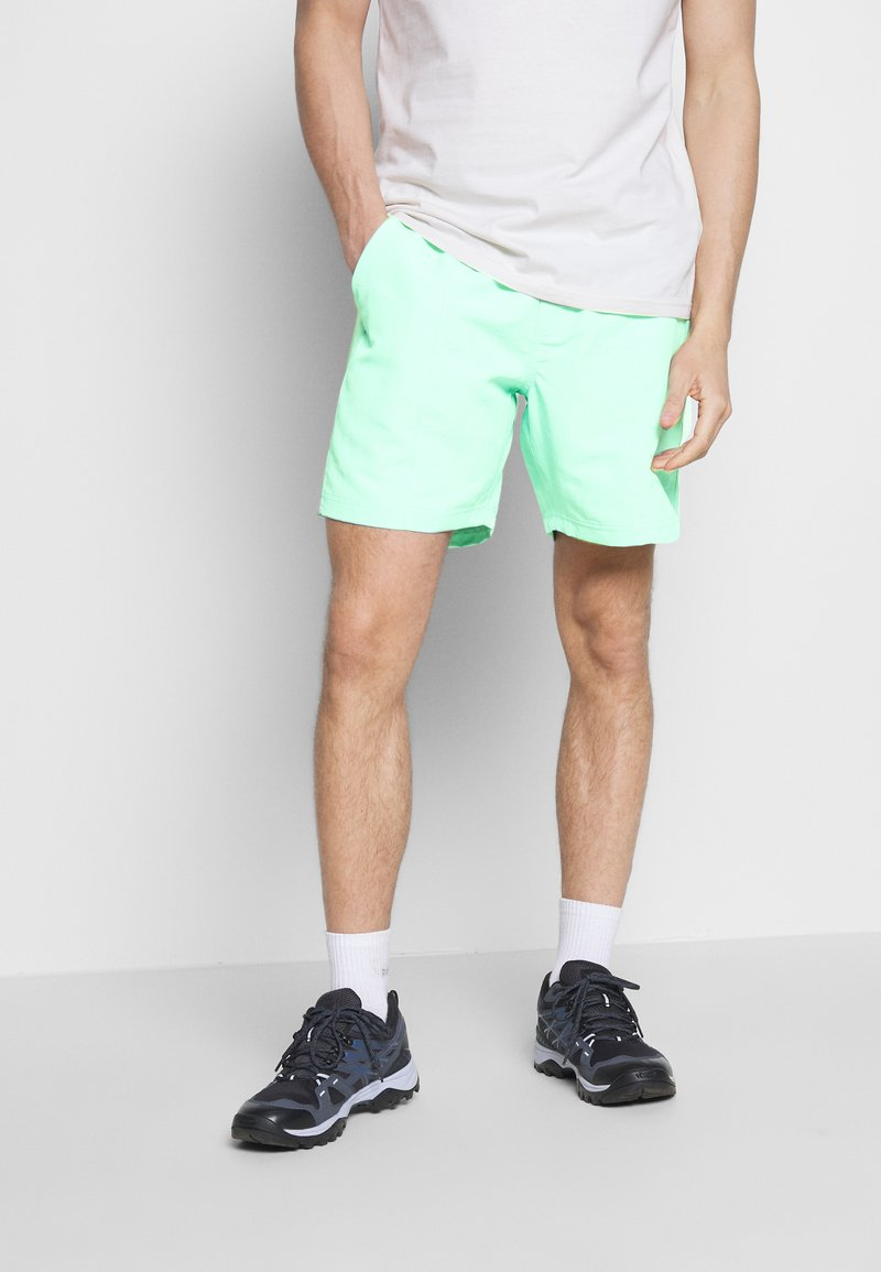 The North Face - MEN'S CLASS PULL ON TRUNK - Outdoorové kraťasy - coastal green
