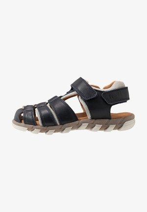KARLO MEDIUM FIT - Chodecké sandály - dark blue