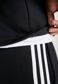 adidas Performance - VRCT CREW - Collegepaita - black/white - 3