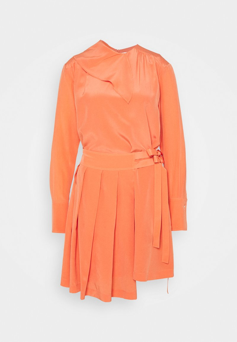 Victoria Victoria Beckham - PLEATED DRESS - Cocktail dress / Party dress - lychee pink