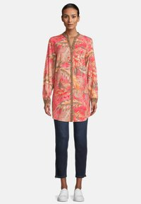 Betty Barclay - Blouse - red/camel - 1