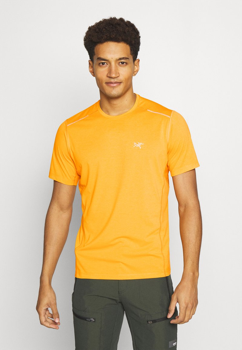Arc'teryx - MOTUS CREW MENS - Print T-shirt - ignite