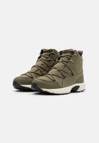 Puma - AXIS BOOT UNISEX - Lace-up ankle boots - burnt olive - 1
