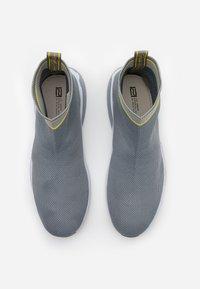 River Island - Sneakersy wysokie - grey - 3