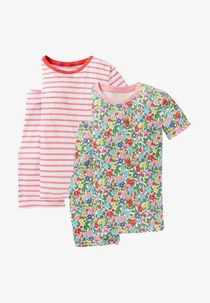 2 PACK  - Pyjama set - filigranes vintage-blumenmuster