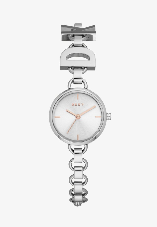 SOHO - Horloge - silver-coloured