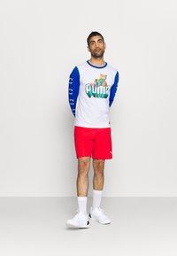 Puma - NBA 2K LONG SLEEVE - Long sleeved top - white - 1