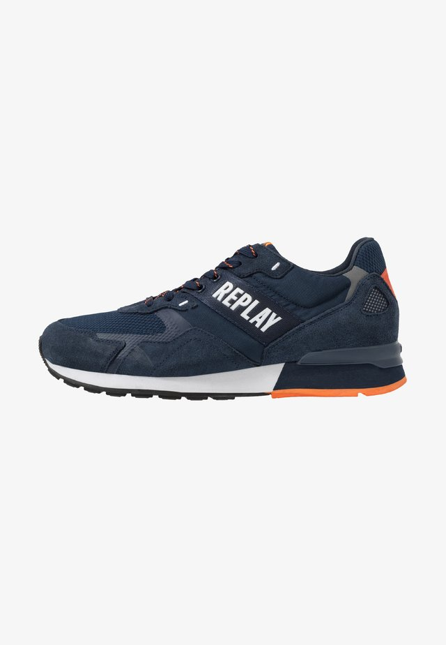 GARWING - Trainers - navy/blue