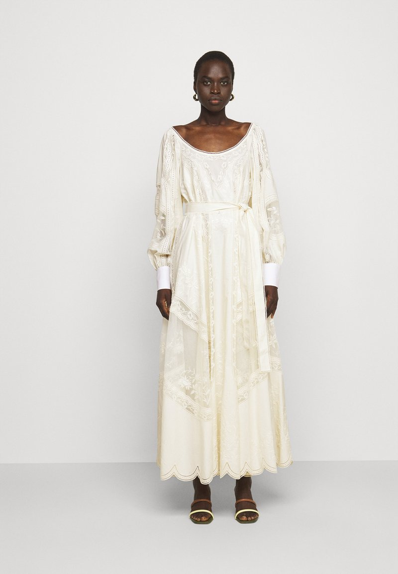 Tory Burch - GOWN - Robe de cocktail - new ivory
