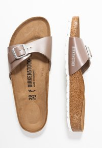 Birkenstock - MADRID  - Slippers - pearly hazel - 3