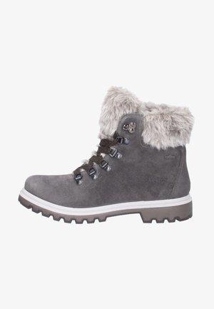 Winter boots - basalto