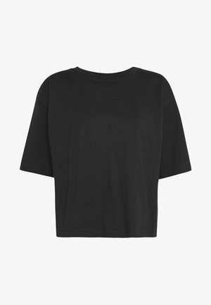 SECRET LOVE TEE - T-Shirt print - black