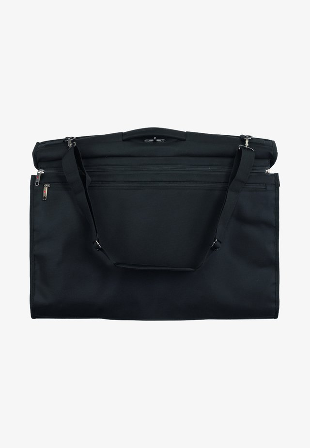 PROFILE PLUS - Suit bag - black