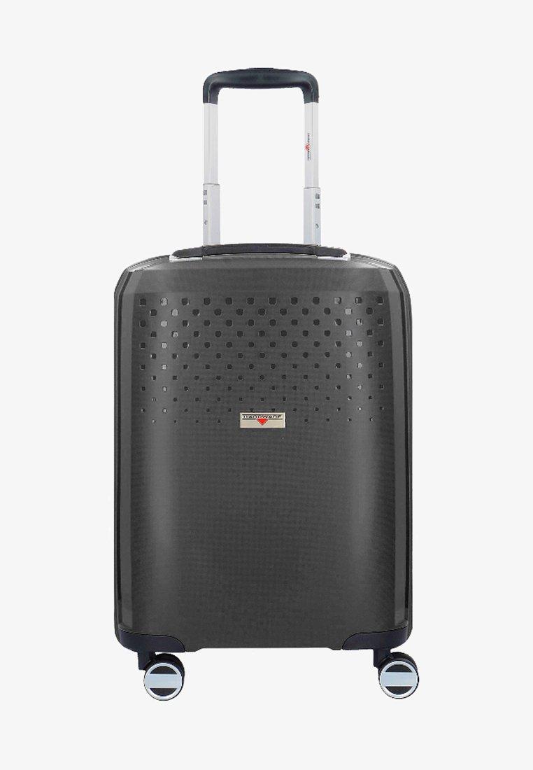 Hardware - BUBBLES  - Wheeled suitcase - black
