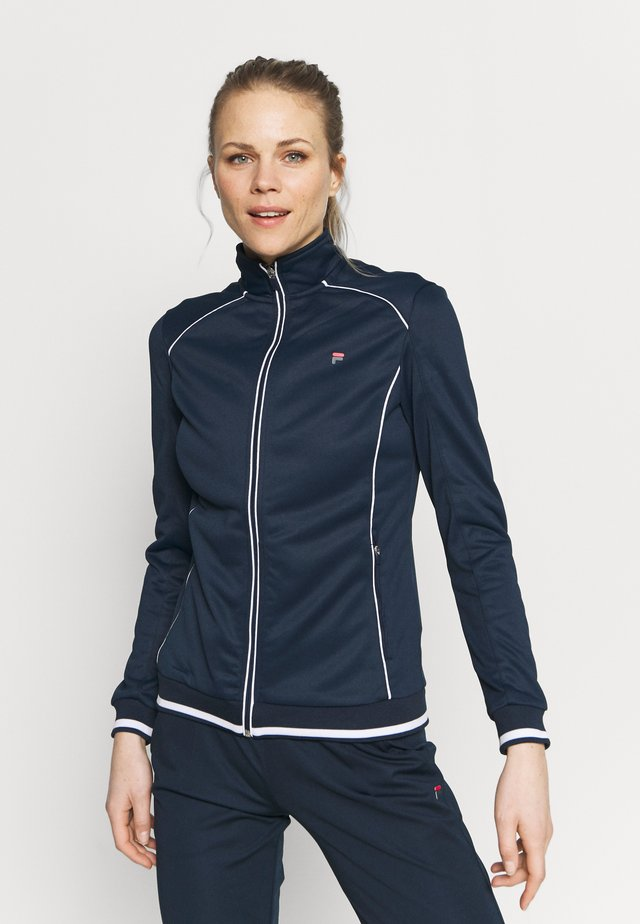 JACKET SOPHIA - Sportovní bunda - peacoat blue