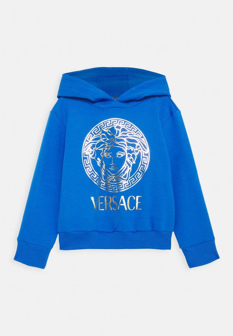 Versace - FELPA UNISEX - Sweatshirt - bluette