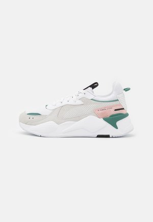 RS-X REINVENT - Trainers - white/blue spruce