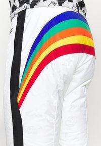 Rossignol - RAINBOW SKI - Snow pants - white - 5