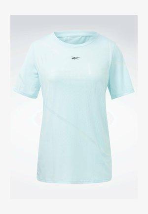 ONE SERIES SPEEDWICK REECYCLED - Camiseta estampada - blue