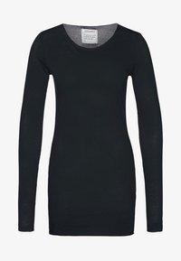 ARMEDANGELS - EVAA - Long sleeved top - black - 4