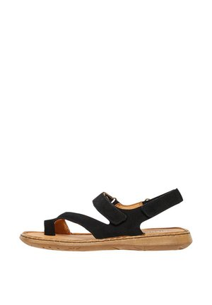 SANDALEN SLINGBACK - Sandaalit nilkkaremmillä - black1