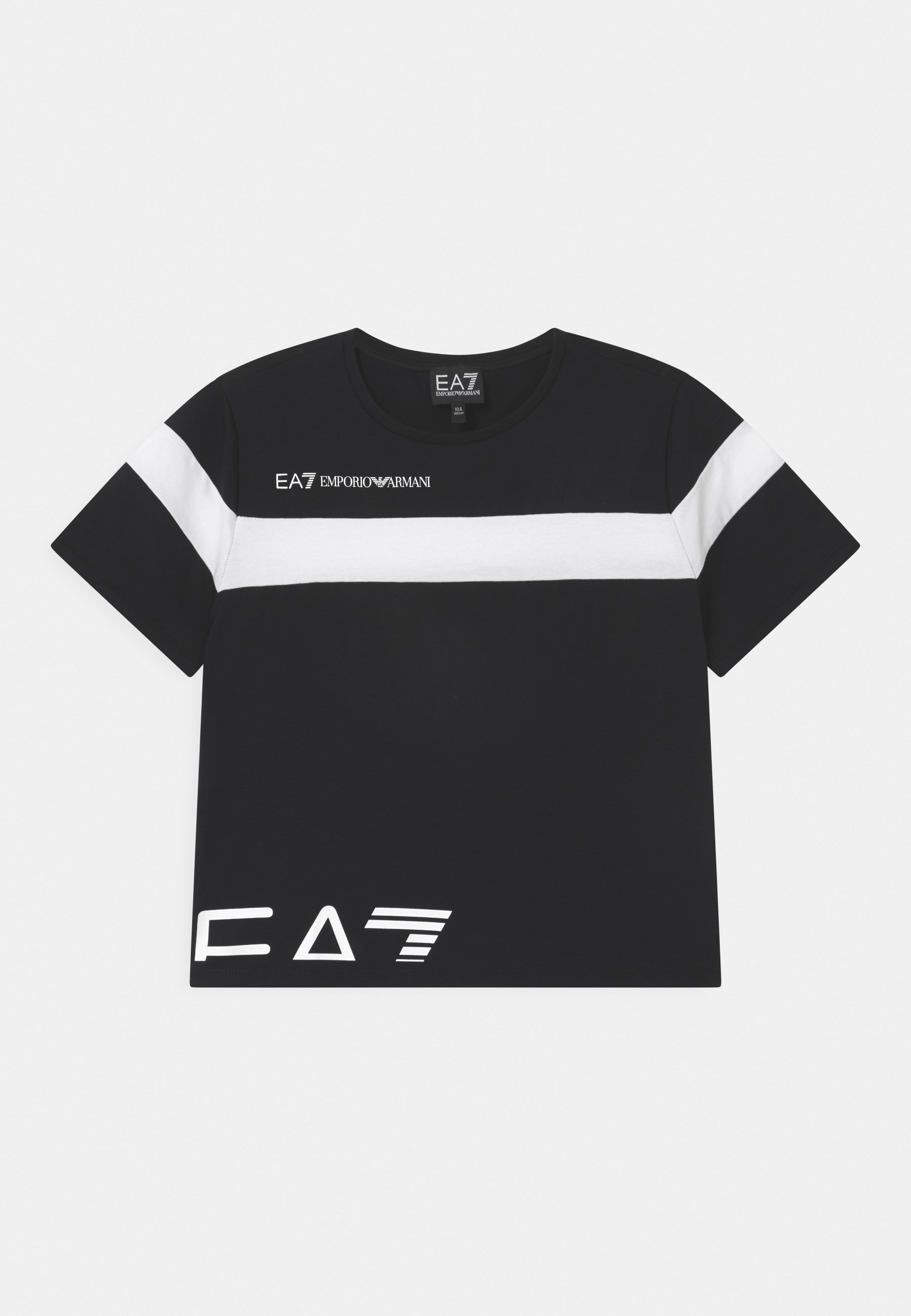 Kids EA7 CROP  - Print T-shirt