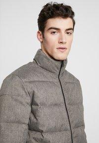 Jack & Jones - COSPY JACKET - Winter jacket - grey melange - 5