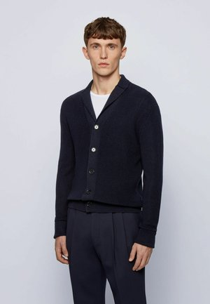 DIBATTISTA - Cardigan - dark blue