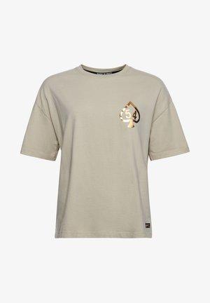 MILITARY - Print T-shirt - monument grey
