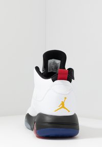 Jordan - MAXIN 200 - High-top trainers - white/dark sulfur/black/deep royal blue/gym red - 3