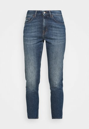LEA - Jeans Relaxed Fit - medium blue