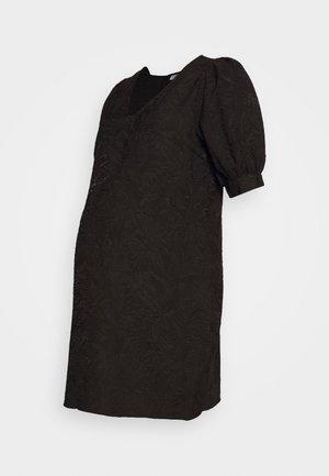 PCMDJUNA DRESS - Day dress - black