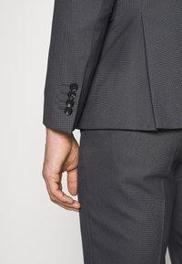 Selected Homme - SLHSLIM-MYLOLOGAN  - Anzug - dark grey - 8